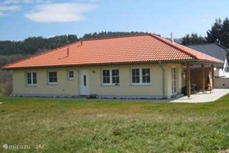 Vakantiehuis Duitsland, Eifel, Obermehlen bungalow Ferienhaus Obermehlen