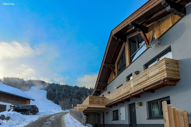 Vacation rental Austria, Salzburgerland, Rauris Holiday house Group accommodation Rauris - 12 pers