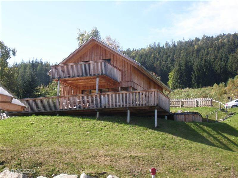 Vacation rental Austria – chalet Chalet Burg