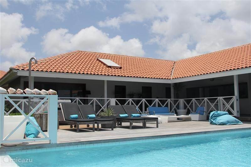 Vacation rental Curacao, Banda Ariba (East), Jan Thiel villa boca gentil residence