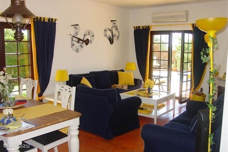 Vakantiehuis Portugal, Algarve, Armação de Pêra Villa Casa da Vinha