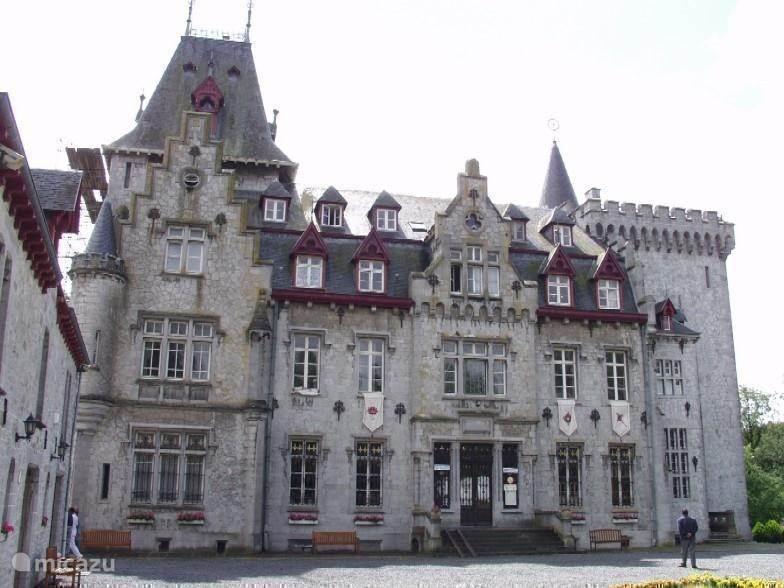 Castle hari krishna