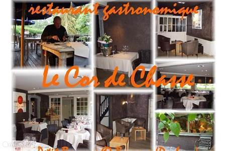 Michelin-Sterne-Restaurant le cor de chasse