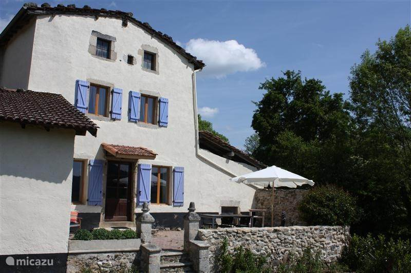 Vacation rental France, Auvergne, Vollore Ville holiday house Maison Colette