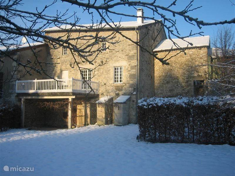 Vacation rental France, Lorraine, Lavin Court Holiday house Sfeervol familiehuis