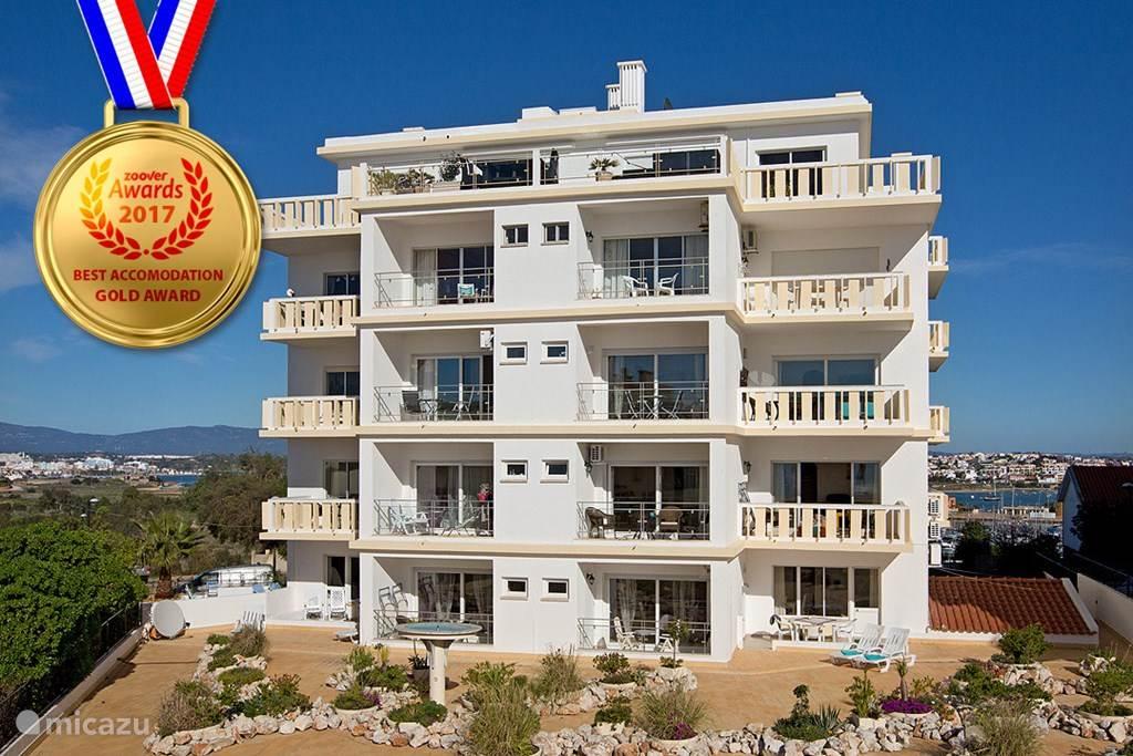 Vakantiehuis Portugal, Algarve, Praia Da Rocha appartement Riomar