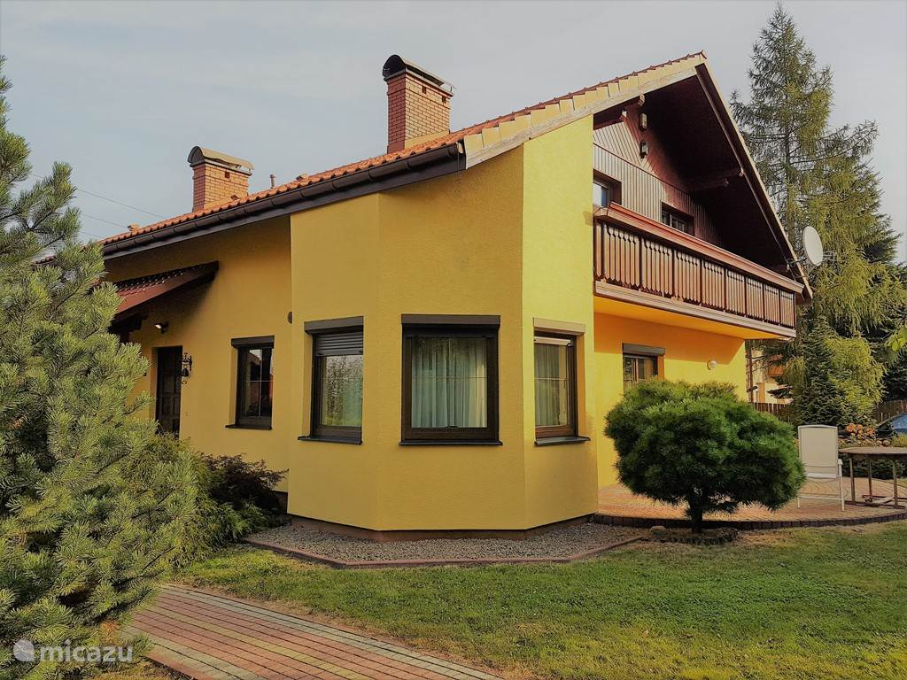 Vacation rental Poland – villa Villa Rajsko Krakow