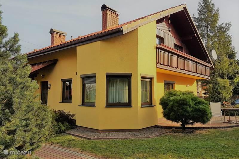 Vakantiehuis Polen, Krakau, Krakau Villa Villa Rajsko Krakow