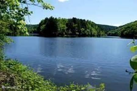 Zwembaden en meren