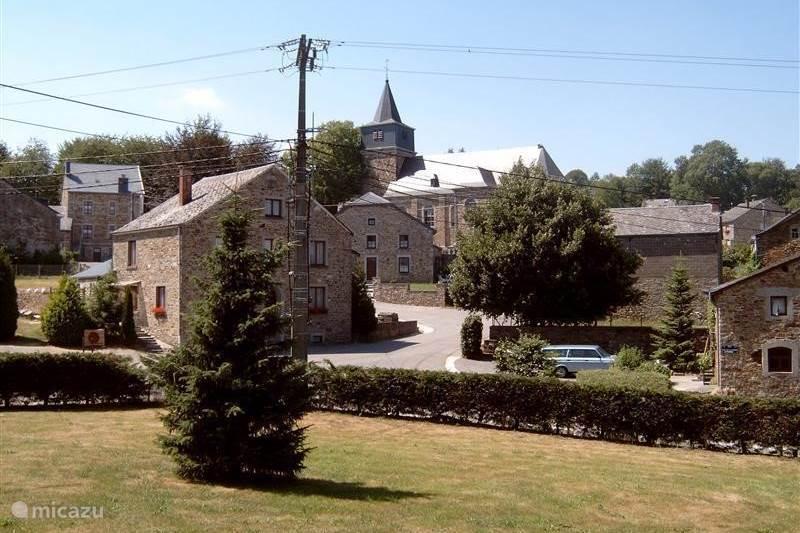 Vakantiehuis België, Ardennen, Dochamps Vakantiehuis La Ferme Dochamps, met laadpaal