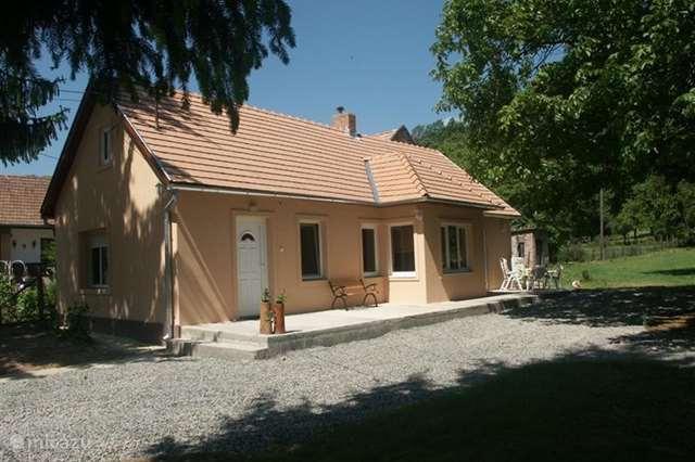 Ferienwohnung Ungarn – bungalow Kárászi Ház