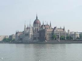 From Kárász two hours to Budapest. Beautiful architecture! The Parliament building in Pest on the beautiful blue Danube.