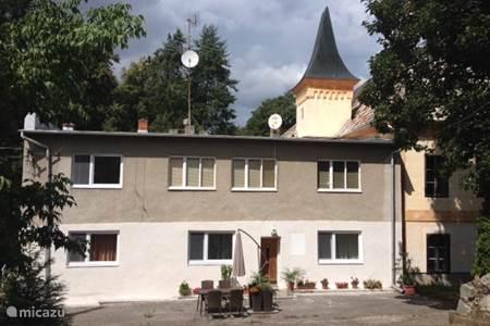 Vakantie Kasteel Appartementen Slowakije