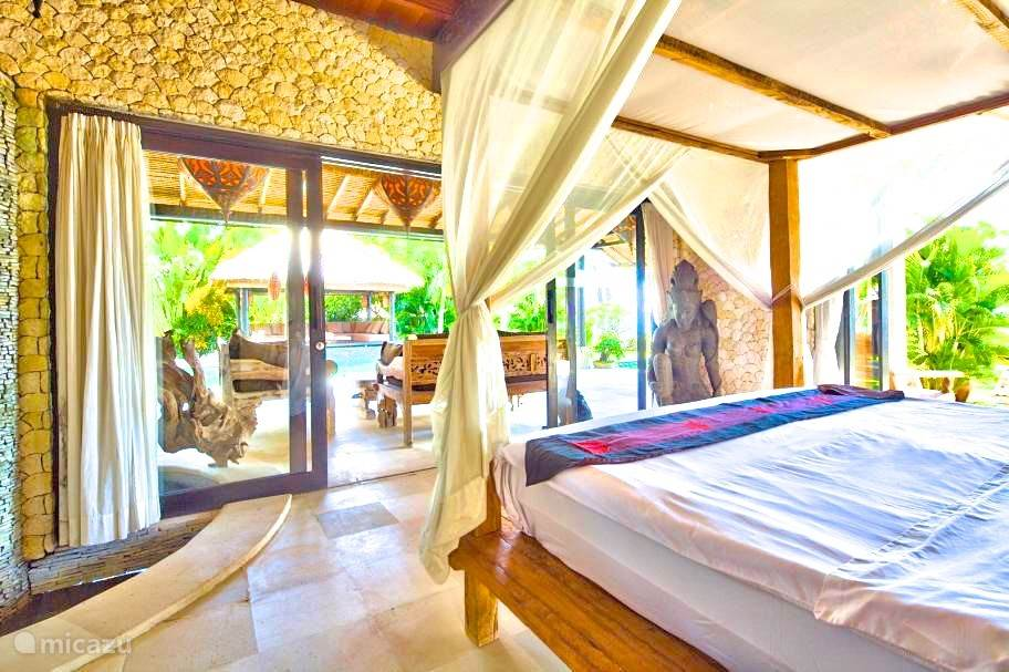 slaapkamer 1 villabuddha