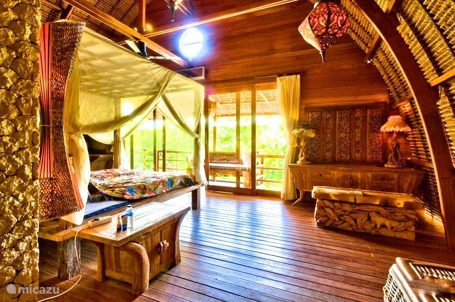 Slaapkamer 2 villabuddha