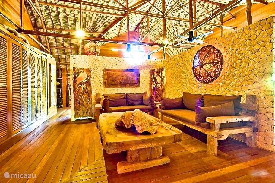 bovenste verdieping villa buddha
