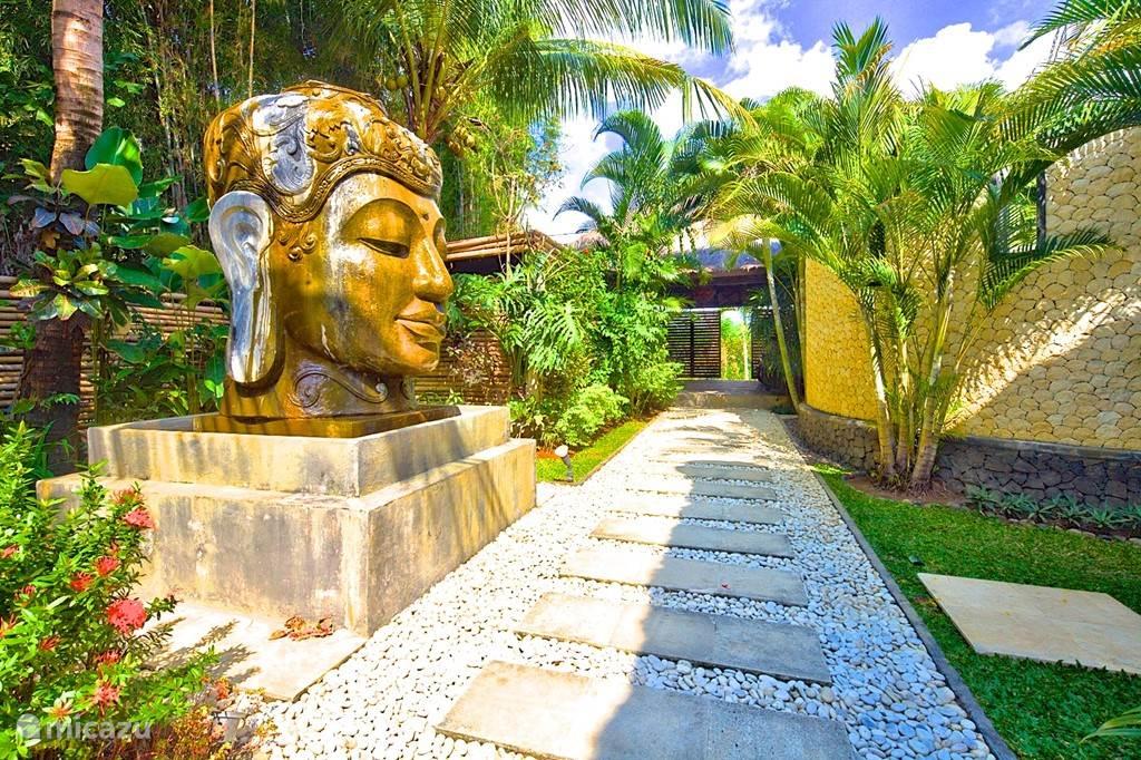 zwembad villa buddha