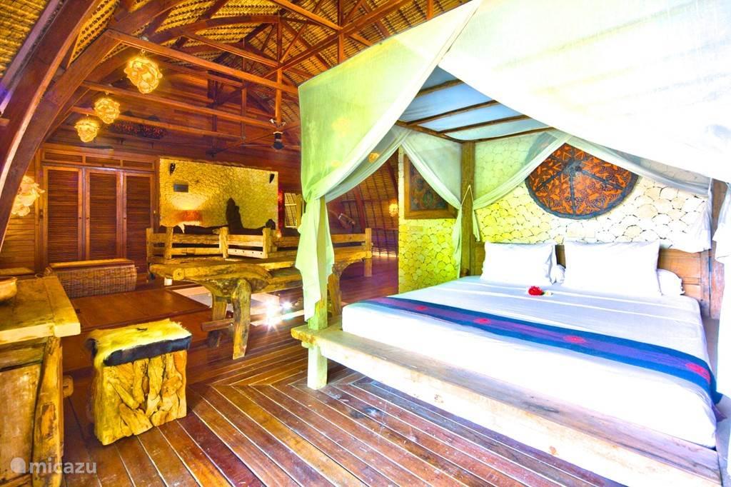 Slaapkamer 4 villabuddha