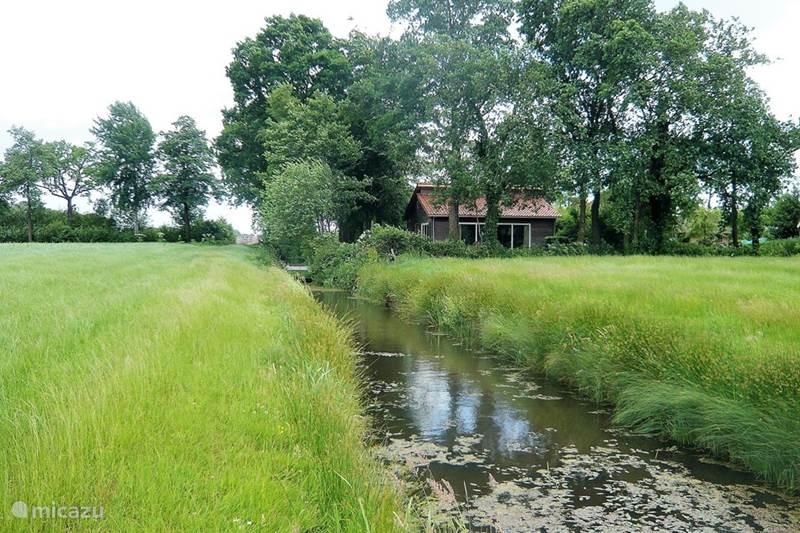Vakantiehuis Nederland, Friesland, Lippenhuizen Vakantiehuis De Bûtensprong