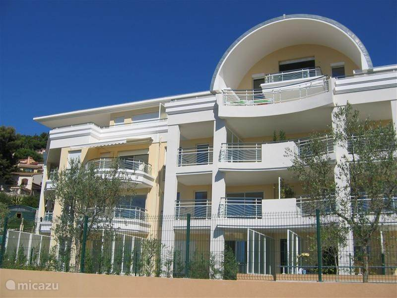Vakantiehuis Frankrijk, Côte d´Azur, Roquebrune-Cap-Martin - appartement Villa Cap Martin