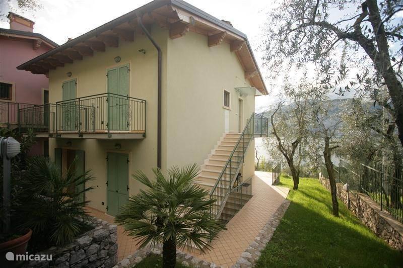 Vakantiehuis Italië, Gardameer, Brenzone Appartement Harlekijn