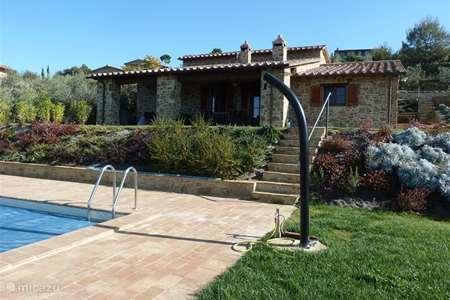 Vakantiehuis Italië, Umbrië, Piegaro villa Casa Millestelle
