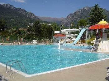 Swimming paradise