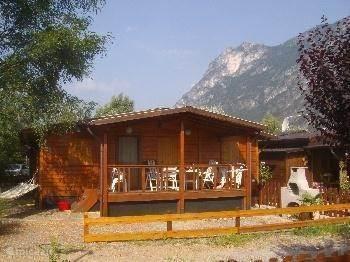 Holiday parks, Italy, Italian Lakes, Porlezza, chalet La Casa Particolare
