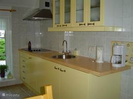 extra keukenblok inpandig appartement
