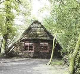 Het Veenmuseum met Drentse veenhuisjes als deze geeft goed weer hoe vroeger werd geleefd in de veenkoloniën in Drenthe. Op 15 km van de boerderij is het Veenmuseum in Barger-Compascuum te bezoeken
