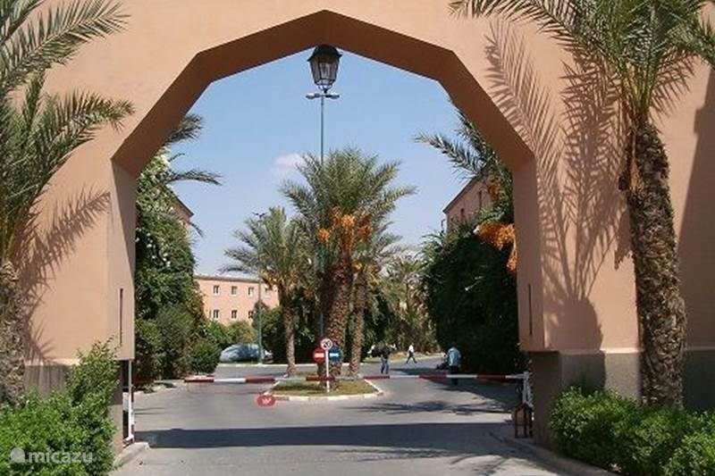 Vakantiehuis Marokko, Marrakech, Marrakech Vakantiehuis Ryad Saloua