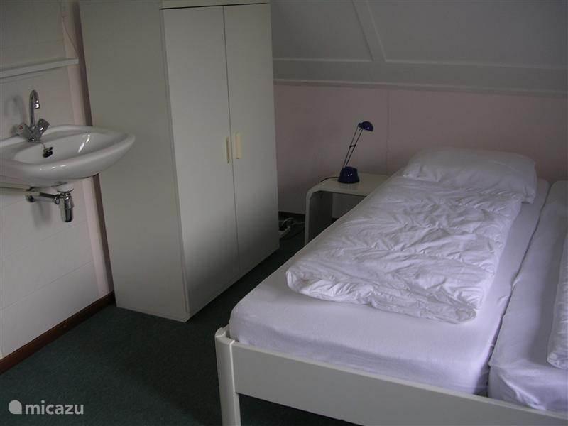 Eerste slaapkamer