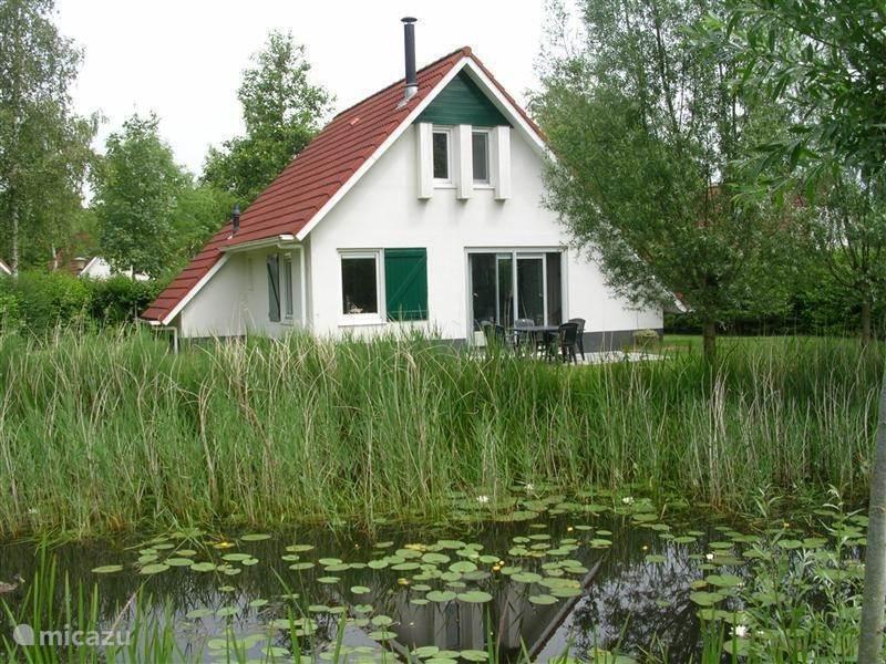 Vakantiehuis Nederland, Friesland, Sint Nicolaasga Vakantiehuis NoStress