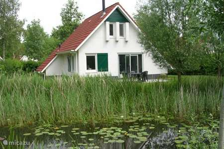 Vacation rental Netherlands, Friesland, Sint Nicolaasga holiday house NoStress