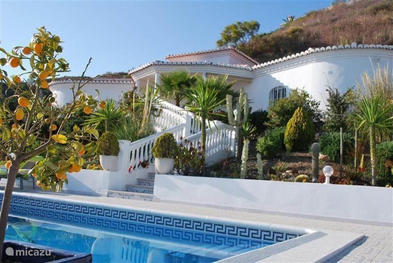 Vakantiehuis Spanje, Andalusië, Arenas - villa Villa Vinos