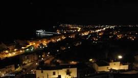Oud Altea; ook 's avonds prachtig uitzicht!