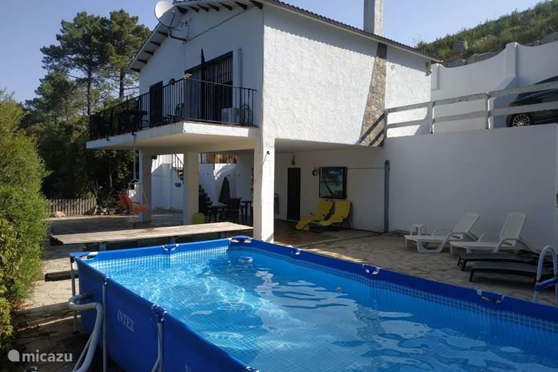 Vakantiehuis Spanje, Costa Brava, Lloret de Mar Vakantiehuis Buena Vista