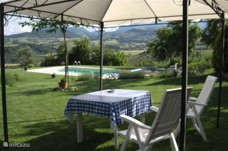 Vakantiehuis Italië, Marche, Pergola Appartement Casa Cora