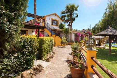 Vacation rental Spain, Andalusia, Alhaurín el Grande holiday house La Granja de Antonio