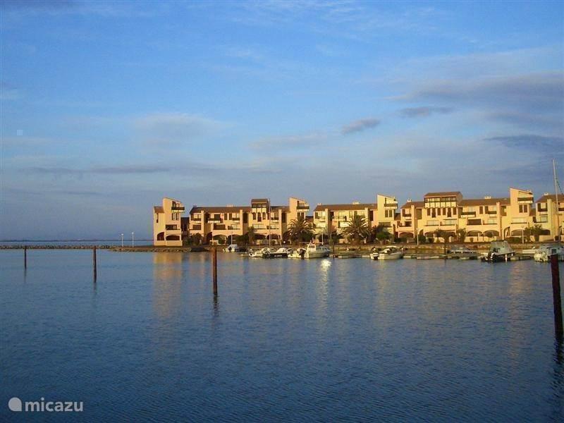 Vakantiehuis Frankrijk, Languedoc-Roussillon, Le Barcarès appartement Zomerhaven Appartement
