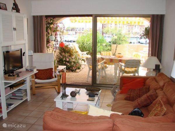 Vakantiehuis Frankrijk, Pyrénées-Orientales, Le Barcarès Appartement Zomerhaven Appartement
