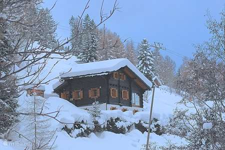 Vacation rental Switzerland – chalet Chalet La Piste