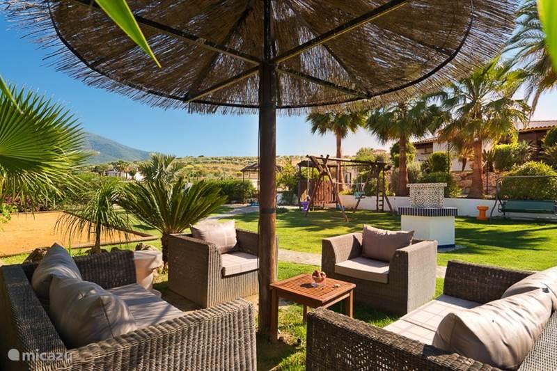 Vakantiehuis Spanje, Andalusië, Alhaurín el Grande Vakantiehuis La Granja de Antonio