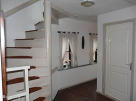 Overloop eerste verdieping
