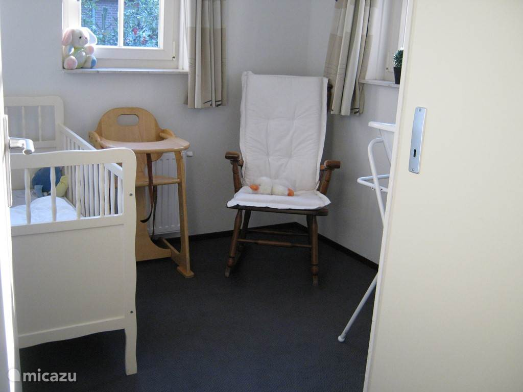Baby room [small room] on the ground floor