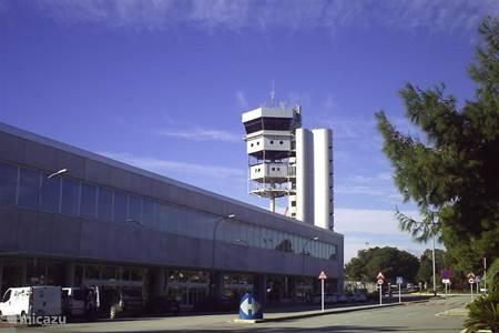 Luchthavens en goedkope vluchten en autohuur