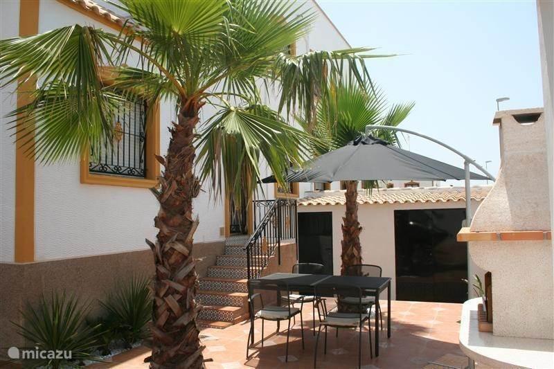 Vakantiehuis Spanje, Costa Blanca, Los Montesinos vakantiehuis Palmeral