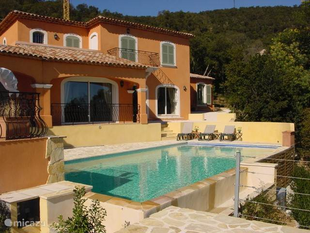 Vakantiehuis Frankrijk, Côte d´Azur, Sainte Maxime villa Villa Ermitage