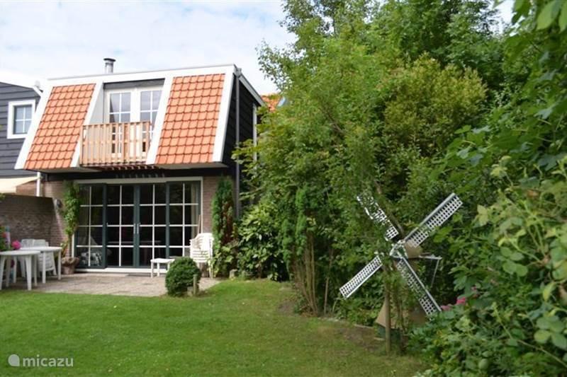 Vakantiehuis Nederland, Zeeland, Burgh Haamstede Vakantiehuis Strandlust