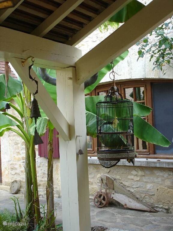 veranda cour